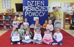 """""""BAJKOWE MOTYLE"""" – PIERWSZA POMOC"""